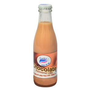 RTS drinking bottle-chocolate flavoured milk